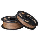 3D PLA Filament précision +/- 0,05mm pour la 3D'IMPRIMANTE (bois)