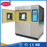 Câmaras de teste de temperatura da câmara de ensaio de choque térmico (quente e frio) equipamento de teste de impacto