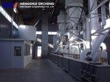 機械生産ラインを作る省エネのギプスの粉