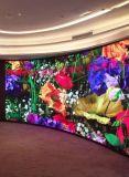 Stade de l'intérieur de l'Arc pleine couleur Affichage LED de location
