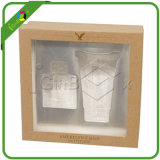 挿入を群がらせることを用いる小さいびんの香水のサンプルギフトオイルの必要な包装ボックス