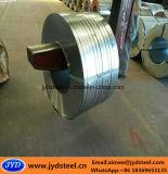O zinco revestiu bobinas de aço galvanizadas com o corte