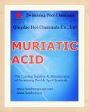 HCl 31%-34% de ácido de cloruro de hidrógeno Einecs 231-595-7
