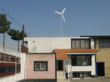 Rooftop를 위한 2000W Wind Power Generator System