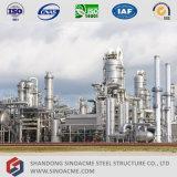 Sinoacmeの重い鉄骨構造の化学製品工場