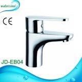 Casa de banho de design redondo de latão torneira da Bacia Hidrográfica com certificação CE