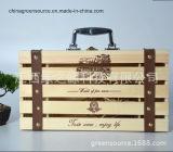 Greensource, película da transferência térmica para de madeira da caixa