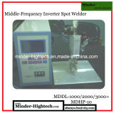 Finger Protected Portable Spot Welding Machine