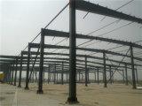 De Workshop van de Structuur van het staal of het Pakhuis van de Structuur van het Staal (ZY283)