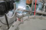[إ] سائل وزجاج قطّارة زجاجة يملأ يغطّي آلة