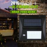 20のLEDの多機能の太陽無線動きセンサーの機密保護ライト(RS2019)