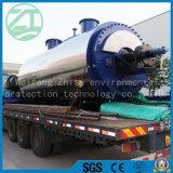 Mecanismo húmedo para la separación de aceite-agua de incinerador de alta temperatura