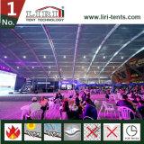 tent van de Markttent Arcum van de Spanwijdte van 40m de Reusachtige met Transparant Dak voor de Gebeurtenis van Sporten