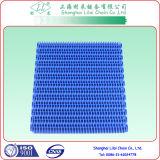 Cintos modulares de nervuras levantadas para correntes transportadoras (S900Y-002 Costela aumentada)