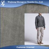 Tela teñida llana barato impermeable de Taslon del nilón del 100% para la ropa