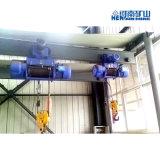2 톤 전기 철사 밧줄 호이스트 3 톤 CD/MD 제조자