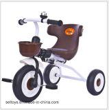 Triciclo infantil para niños plegable aire Soporte Rueda neumáticos cochecito de bebé cochecito bebé niño mayorista triciclo triciclo de Paseo en Bicicleta de juguete