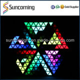 Éclairage de scène RGB Full Color LED Digital Pixel Light