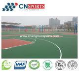 Resistente ao choque desportos ao ar livre em tribunal para ginásio/Stadium/Parque infantil