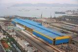 Construction légère de structure métallique pour la logistique et le loyer (KXD-98)