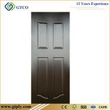 Toda la talla de las clases 820*2150*2.7m m de la piel de la puerta del panel 2 para el dormitorio