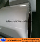 Bobina de aço PPGI branca com filme para whiteboard