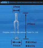 De lang-Necked Kruik van het Glas van het Bier en van de Wodka (jh-1223)