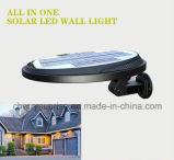 Nouvelle lampe murale à capteur solaire LED Solar Light pour jardin