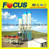 Самый лучший продавая завод неподвижного хоппера подъема Hzs50 конкретный дозируя