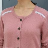 Della fabbrica maglione su ordinazione del cachemire delle donne direttamente, maglione 100% delle donne allentate del cachemire