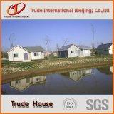 La estructura de acero de calibre de la luz personalizado Edificio Modular/mobile/Prefabricados/vida prefabricadas casas de familia