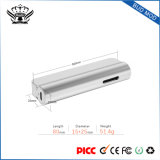 Fornitore della batteria di Vape della batteria del vaporizzatore della batteria del MOD del contenitore di sigaretta di 510 E
