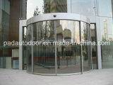 Commercial Building를 위한 공장 Price Full Curved Automatic Sliding Door