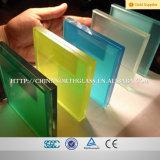 Curva, vidrio Tempered laminado 10mm+1.14PVB+10m m plano de la forma