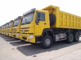 Sinotruk 290HP/336HP/371HP 25tons HOWO 6X4 شاحنة شاحنة قلّابة ([زّ3257م3241م])