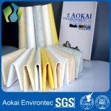 La aguja de acrílico del aire perforó la tela no tejida sentida filtro