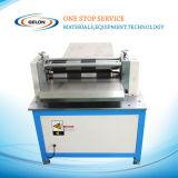 Laborbatterie-Ausschnitt und aufschlitzende Maschine für Elektrode, kupferne Folie, Al-Folie, usw.