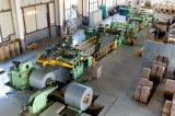 Línea de acero automática de la máquina que raja de la bobina