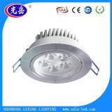 La mejor luz de techo del precio 3W LED/lámpara fuerte de la caja fuerte LED