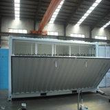 Дом полуфабрикат контейнера модульная с самомоднейшей конструкцией