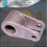 Pezzo fuso di sabbia personalizzato OEM di memoria della sabbia della resina di precisione per la parte meccanica