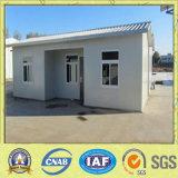 사면 지붕 강철 프레임 모듈 집
