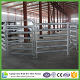 30X60mm Heavy Duty 6 bar Oval riel de acero Paneles de ganado
