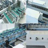 Automatisches gewölbtes Karton-Faltblatt Gluer und Verpackungsmaschine (GK-G)