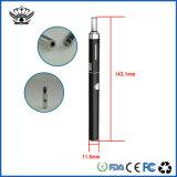 Crayon lecteur électronique de Vape de cigarette E de cigarette en verre d'Ibuddy Gla 350mAh