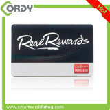 La scheda classica lucida di rivestimento MIFARE 1k RFID con il numero 8H10D ha stampato