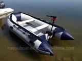 11.8feet 3.6m de Opblaasbare Vissersboot van de Boot, de Boot van de Redding, de Boot van de Sport, Goedkope Boot met Buitenboordmotor, kiezen Verschillende Vloer