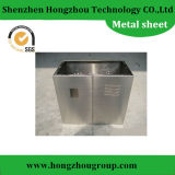 Fabricação de chapa metálica de máquinas de auto-atendimento comercial OEM