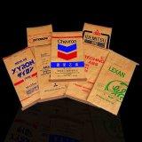 sacchetto tessuto pp laminato del sacchetto del cemento del sacchetto della carta kraft di 50kg