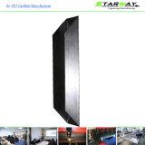 Kundenspezifische Metalllegierter Stahl-Teile mit Blech-Herstellung